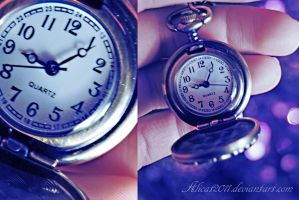 Stop Time by AliCat2011