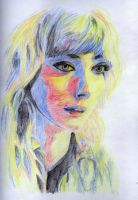 Imogen Poots by TrixiBebe