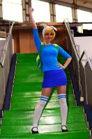 Fionna - Adventure Time by Tazziecosplay