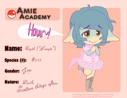 Amie Academy: Cupid by little-fragments