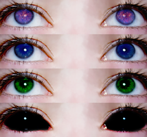 Eyes by ReikoPhantomhive
