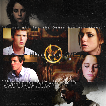 THG: it was all for the game by AliceCullen88