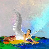 Angel Vacation by AVAdesign