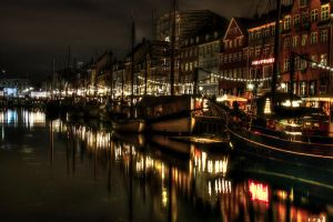 Nyhavn by MartinSar