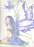 Amy Brown's Columbine by rock-faerie2007