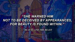 Disney Quotes Beauty and the Beast by qazinahin