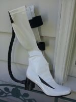 How to Make Chell's Long Fall Boots from Portal 2 by Lexi-Rae