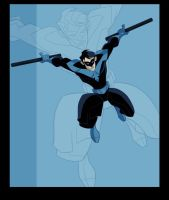 Nightwing by Drawaholic1124