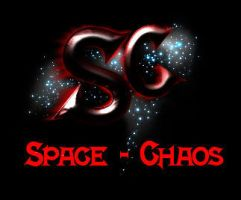 Space Chaos Logo by Warl