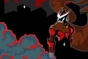 Protoman by TheBlueMoo