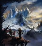 The Heartless Mountain by DreadJim