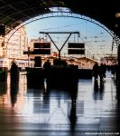 18. In the train station by LadyAnaila