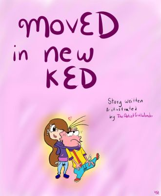 movED in new kED cover by TheArtistGirlWonder