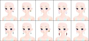Earrings [download] by Angelica-Lime