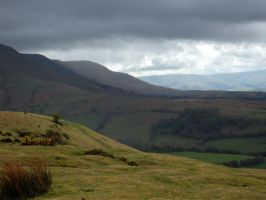 Black Mountains stock 2 by candyhorse