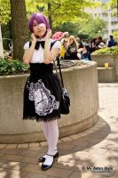 Chihiro Shindou (ef a tale of memories) ~ Lolita by CupcakeStar-Xx