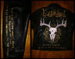 Korpiklaani Hunting Jacket by Red-Szajn