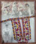 Embroidery and hist.pic from Liptovske Sliace by cROYarca
