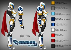 G-Armor V.02_Side by Herogi
