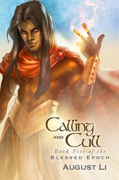 Cover art: Calling and Cull by annecain