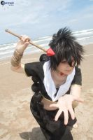 Judal cosplay - The BLACK sun by Rael-chan89