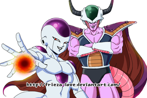 father and son by frieza-love