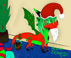 Scarlet claus by BT-fabulouscatlord