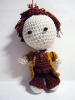 Doctor Who Doll by Nissie
