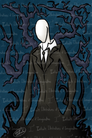 Slenderman - Master of the Night by I3-byUsagi