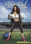 Breast Expansion comic - BEautiful Game cover art by expansion-fan-comics