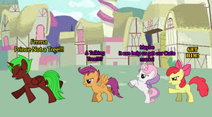 Prince Meets The CMC by TagTeamCast