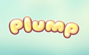 Plump Text Effect by jackson05234