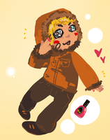 kawaii kenny by ChubbyCollections