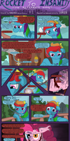 Rocket to Insanity: Common Differences 15 by seventozen