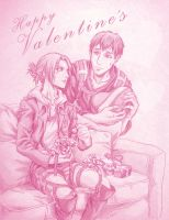 AoT - Happy Valentine's by Terra7