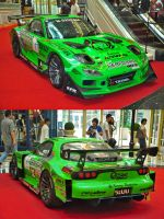 Green FD by zynos958