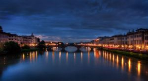 Florence night by DostorJ