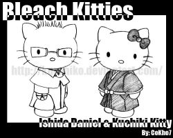 Bleach Kitties by kurohiko