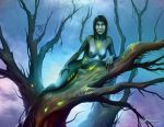 Dryad by Dreamphaser