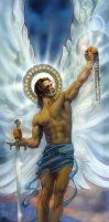 Archangel Michael by TereseNielsen