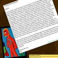 Article -- Omega Man by JimmytheGothicEgg