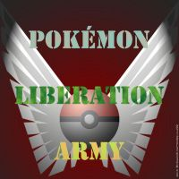 Pokemon Liberation Army Logo by ChapterAquila92