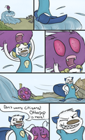 Makin' Waves M6P1 by Ogrefairy