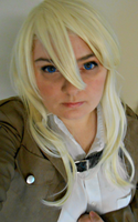 Sweet Salute- Christa Preview by MakoBerryShortcake