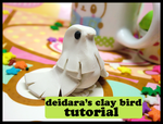 Deidara's Clay Bird TUTORIAL by GrandmaThunderpants