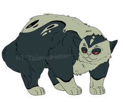 Spider Cat Adopt (Closed!) by TalonsAdopts