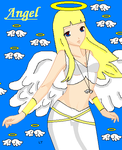 White Angel by nasta-zizi