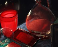 Reflected Light Study by Pheoniic