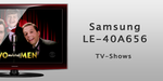 Samsung LE-40A656 TV-Shows by SLjodal