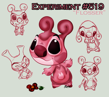 Experiment 519  - Flosser by parochena